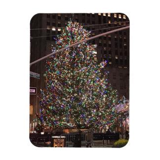 New York City Rockefeller Centre Christmas Tree Magnet