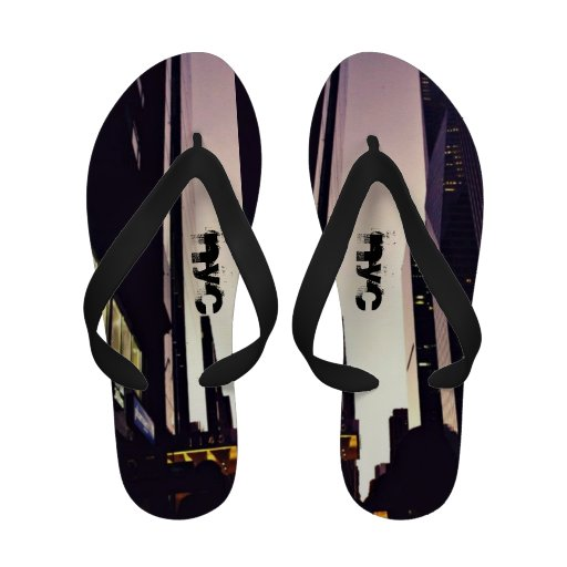 New York City Shoes Flip-Flops