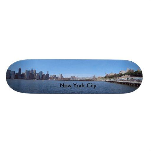 New York City Skateboard