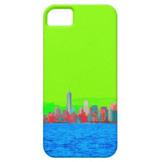 New York City Sky Line iPhone 5 Case