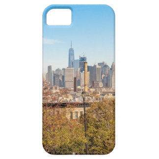 New York City Skyline Barely There iPhone 5 Case