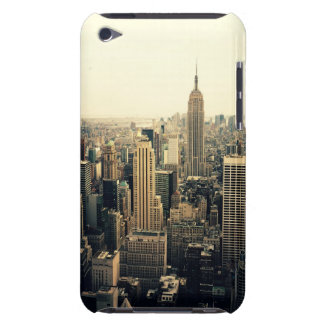 New York City Skyline Barely There iPod Covers
