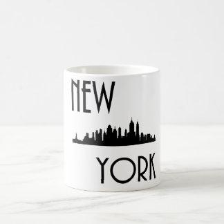 New York City Skyline Coffee Mug