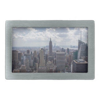 New York City Skyline Empire State Building NYC Belt Buckle