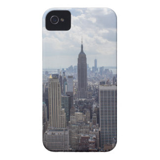 New York City Skyline Empire State Building NYC iPhone 4 Case