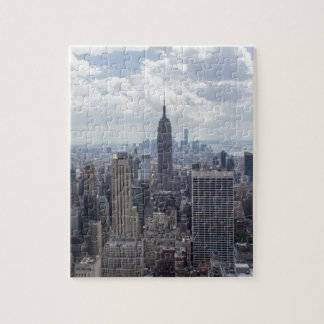 New York City Skyline Empire State Building NYC Puzzles