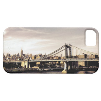 New York City Skyline in the Sunlight Barely There iPhone 5 Case