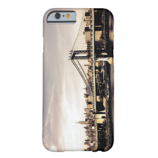 New York City Skyline in the Sunlight Barely There iPhone 6 Case