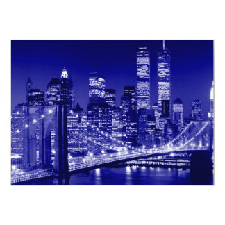 New York City Skyline Invitation