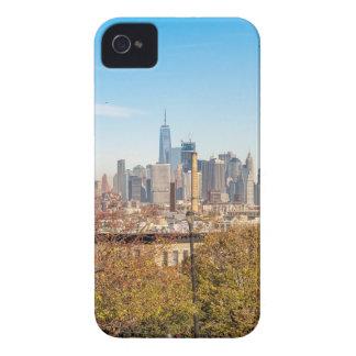 New York City Skyline iPhone 4 Case-Mate Cases