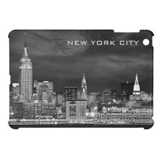 New York City Skyline Mini iPad Case