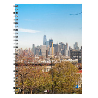 New York City Skyline Notebooks