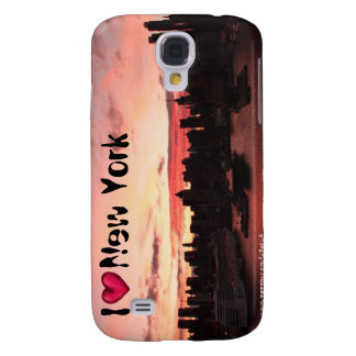 New York City skyline photography i phone case