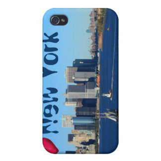 New York City skyline photography iphone case iPhone 4 Cases