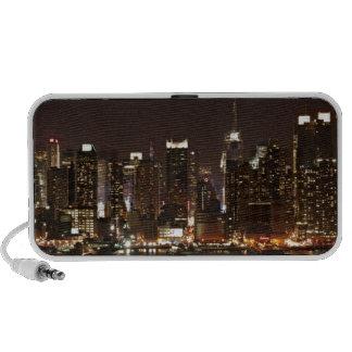 New York City Skyline Mp3 Speaker