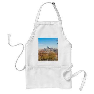 New York City Skyline Standard Apron