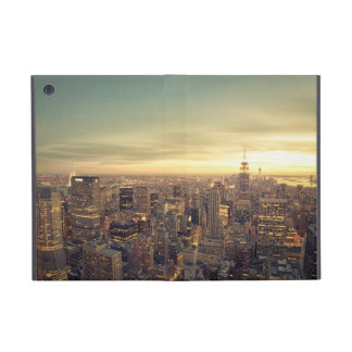 New York City Skyscrapers Skyline Cityscape iPad Mini Covers