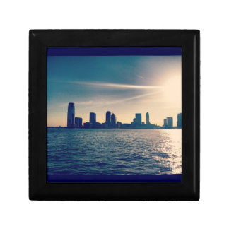 New York City Small Square Gift Box