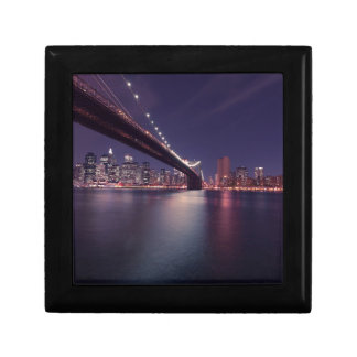 new-york-city small square gift box