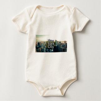 New York City Souvenir Baby Bodysuit