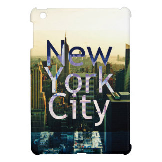 New York City Souvenir iPad Mini Cases