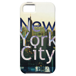 New York City Souvenir Tough iPhone 5 Case