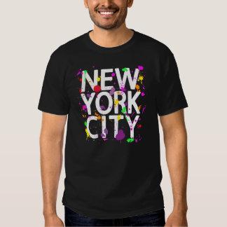 New York City Spray Paint Tshirts