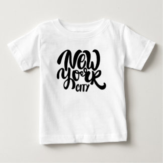 New York City Style Baby T-Shirt