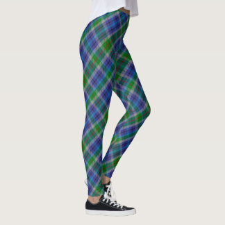 New York City Tartan Leggings