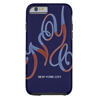 NEW YORK CITY TOUGH iPhone 6 CASE