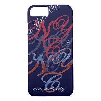 new york city - usa iPhone 7 case