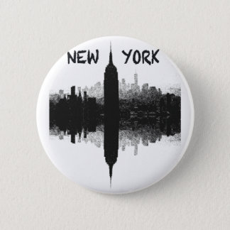 New York City vintage button