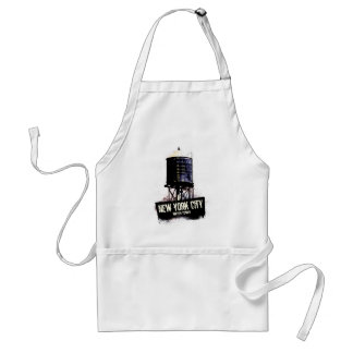 New York City Water Tower Apron