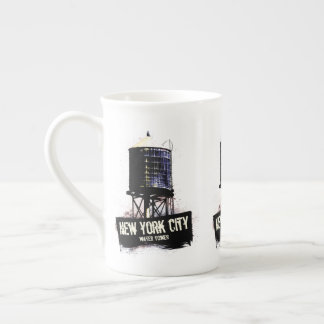 New York City Water Tower Cup