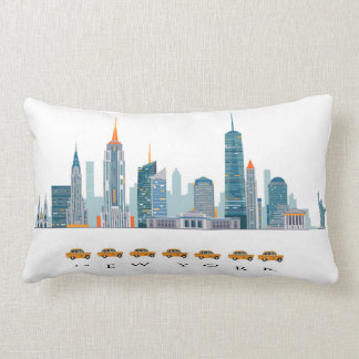 New York Classic City Style Cushion