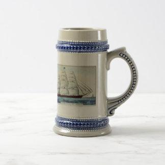 New York clipper ship - Ives  Stein