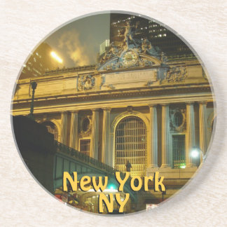 New York Coaster Grand Central Station NY Souvenir