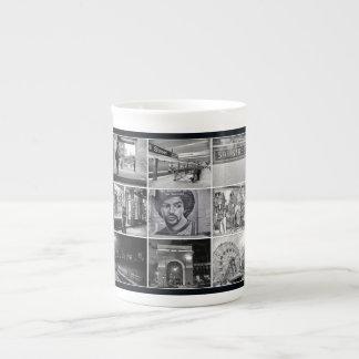 New York Collage Mug