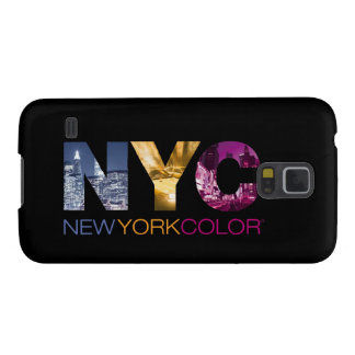 New York Color Collection Galaxy S5 Covers