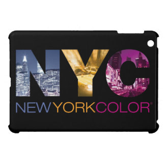 New York Color Collection iPad Mini Cases