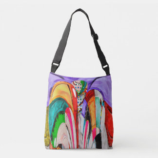 New York Crossbody Bag