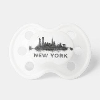 New York Dark-White Skyline v07 Dummy