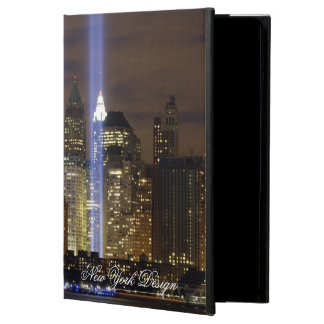 New York Design iPad Air Case with No Kickstand