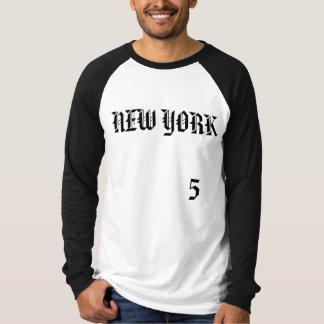 NEW YORK DiMaggio VINTAGE JERSEY SHIRT