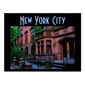 New York Eastside Postcard