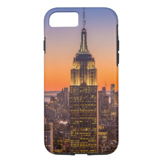 New York - Empire State Building Iphone 7 Case