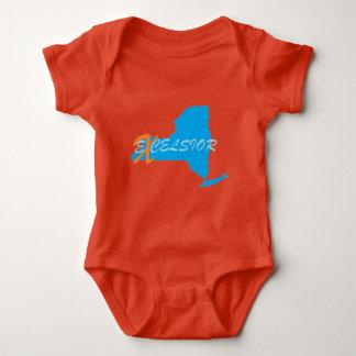 New York excelsior Baby Jersey Bodysuit