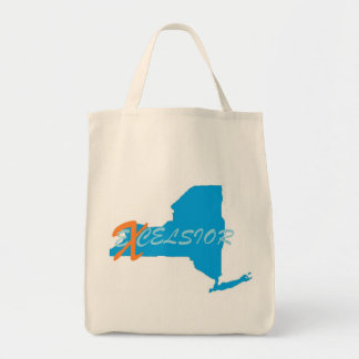 New York eXcelsior Grocery Tote