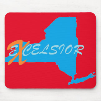 New York eXcelsior Mousepad
