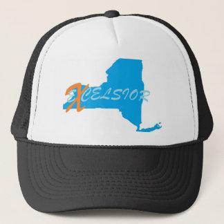 New York eXcelsior Trucker Hat